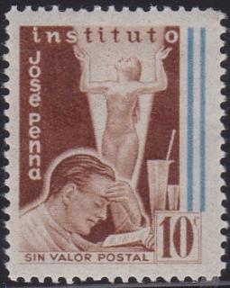 Argentina TB #145 1949