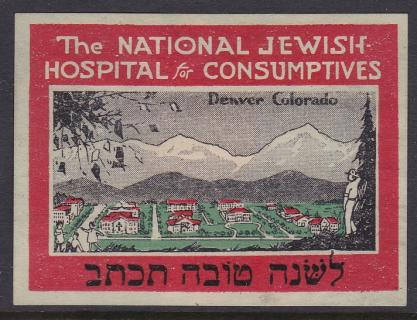 National Jewish TB Hospital, Denver, CO