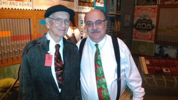 John Denune, Sr. & Lloyd Thrower
