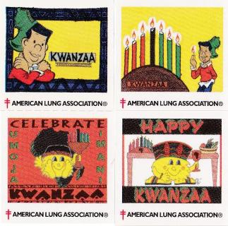 2001-2 Ray Billingsley's Kwanzaa American Lung Assn Southeast FL