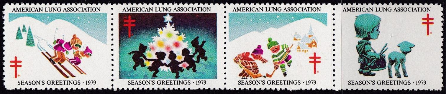 1979 Canadian Lookalike Christmas Seal Design Experiment