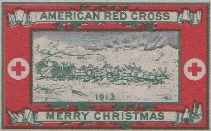 1913 type 3 Christmas Seal