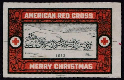 1913 Christmas Seal Essay, E1a