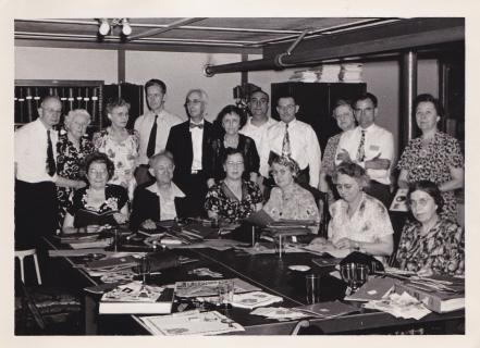 1948 Meeting of the CS&CSS