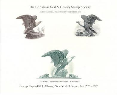 2009 CS&CSS Albany Souvenir Card