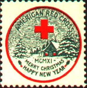 1911 type 2 Christmas Seal
