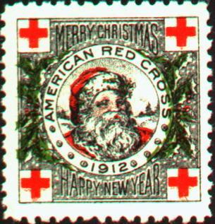 1912 Christmas Seal
