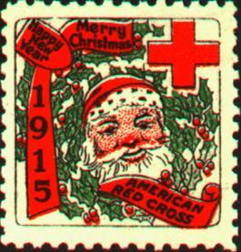 1915 Christmas Seal
