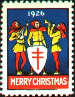 1926 Christmas Seal