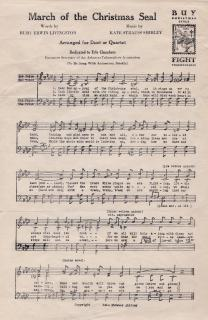 1935 Christmas Seal Song