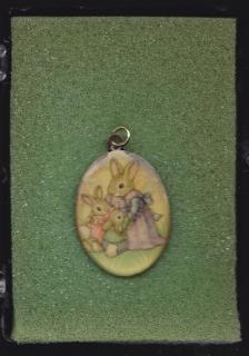 2004 ALA Baby Animal Pendant