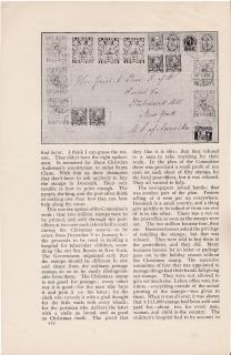 The Christmas Stamp, by Jacob A. Riis, July 6 1907 Outlook Magazine, page 2