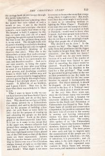 The Christmas Stamp, by Jacob A. Riis, July 6 1907 Outlook Magazine, page 3