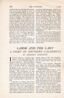 The Christmas Stamp, by Jacob A. Riis, July 6 1907 Outlook Magazine, page 4