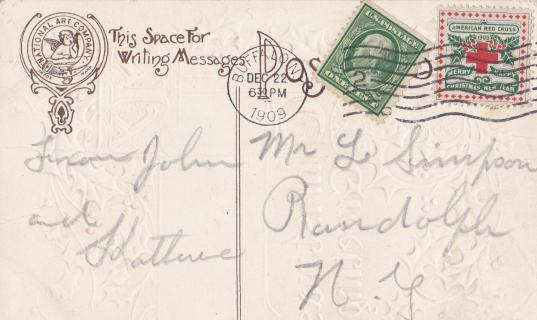 1909 Tied On