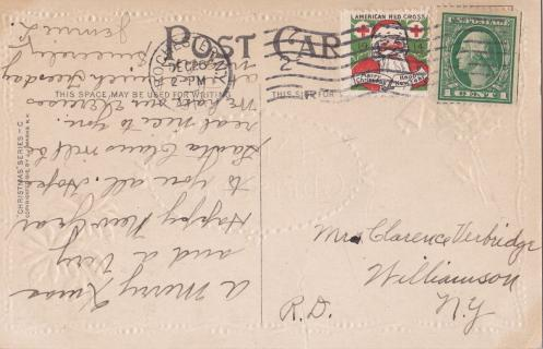 1914 Tied On
