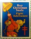 1929 Christmas Seal Poster