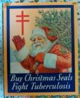 1930 Christmas Seal Poster