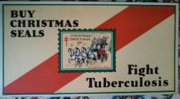 1931 Christmas Seal Poster
