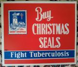 1941 Christmas Seal Poster