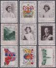 Poster Stamps - 1939 British Royal Visit to Canada