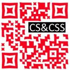The Christmas Seal & Charity Stamp Society QR Code