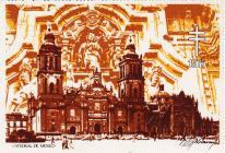 Mexico 1975 TB Souvenir Sheet