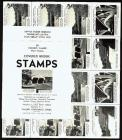 Covered Bridge Poster Stamps