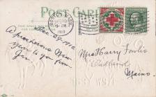 1910 Tied On